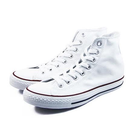 (U系列)CONVERSE Chuck Taylor All Star 帆布鞋 白-123U170401