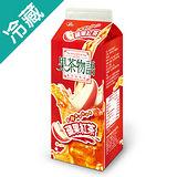 光泉果茶物語-蘋果紅茶650ml/瓶
