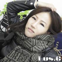 【Lus.G】魔幻圖騰厚圍巾