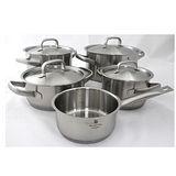 WMF Gourmet Plus系列五件式鍋具組