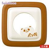 fujidinos《趣味造形》貓熊吐司壓模組