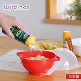 日本製 《無油無負擔》DIY洋芋片微波調理組‧圓型款