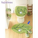 【cecile雜貨】龍貓造型浴廁用地墊