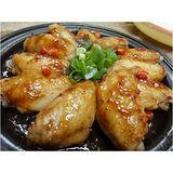 日本製《夢幻廚房》微波耐熱陶燒烤盤