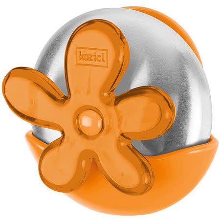 《KOZIOL》去味皂+花朵座(橘)