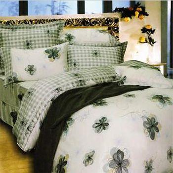 名流寢飾 100%天絲雙人加大床包組 雙人加大6*6.2尺
