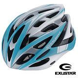 Exustar 26孔自行車專用安全帽 (天空藍)