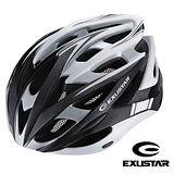 Exustar 26孔自行車專用安全帽 (黒)
