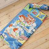 《玩具總動員-好夥伴》純棉加大型棉花糖兒童睡袋、新型睡袋款式,收納方便好整理!