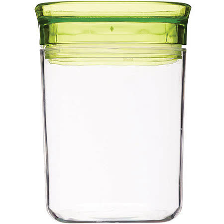 《KitchenCraft》密封保鮮罐(綠800ml)