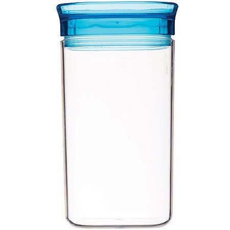 《KitchenCraft》密封保鮮罐(藍1L)