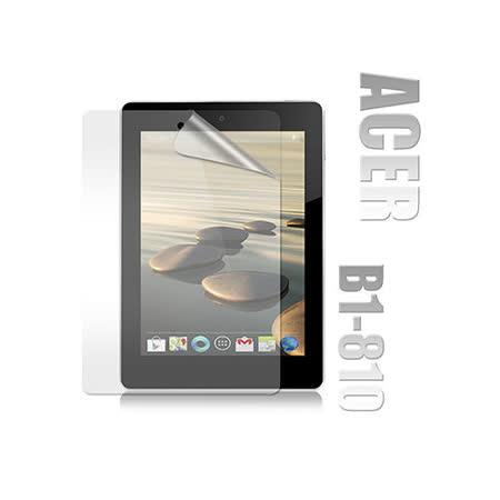 宏碁 Acer Iconia One 8 / B1-810 平板用 高透光亮面耐磨保護貼
