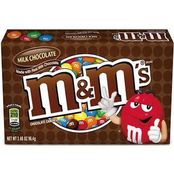 M&M's牛奶巧克力歡樂盒 96.4g