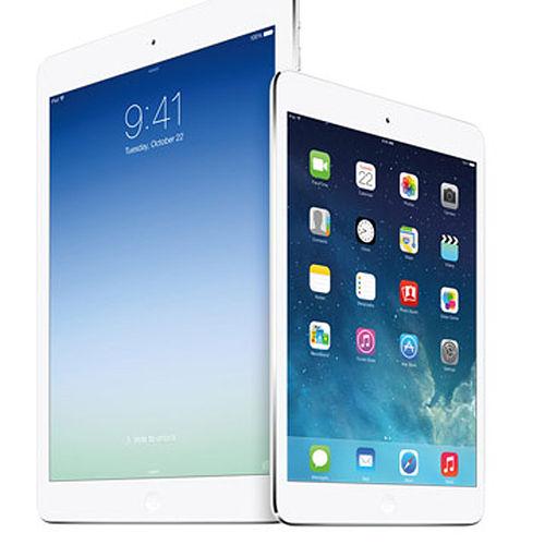 iPad Air/iPad5透明水晶殼螢幕保護貼組(支援smart cover)