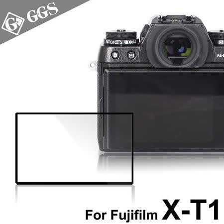 GGS第四代LARMOR金鋼防爆玻璃靜電吸附相機保護貼-Fujifilm X-T1專用
