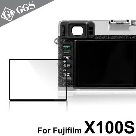 GGS第四代LARMOR金鋼防爆玻璃靜電吸附相機保護貼-Fujifilm X100S專用