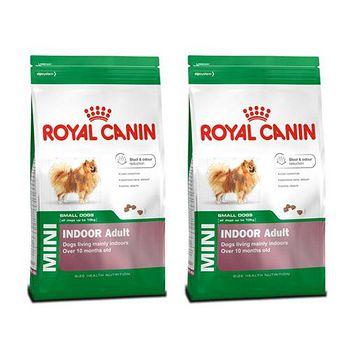 ROYAL CANIN法國皇家 小型室內成犬PRIA21 4公斤 x 2包