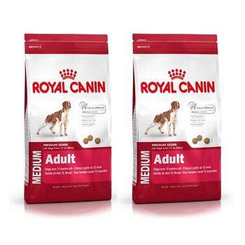 ROYAL CANIN法國皇家 M25 中型成犬 4公斤 x 2包
