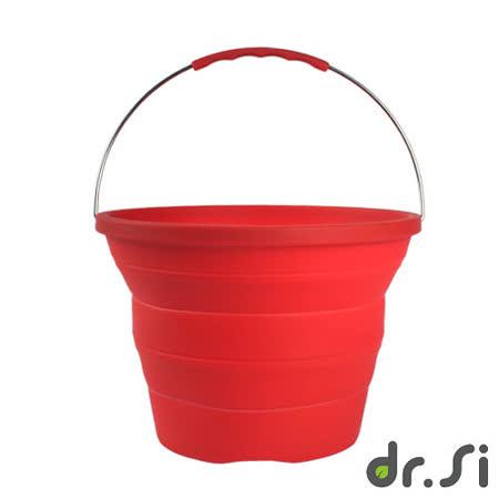 【開箱心得分享】gohappy快樂購【Dr.Si】矽膠摺疊水桶(紅)效果如何台中 遠東 百貨 地址