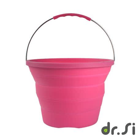 【開箱心得分享】gohappy快樂購物網【Dr.Si】矽膠摺疊水桶(桃紅)有效嗎崇光 百貨
