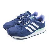 (女)ADIDAS ZX 500 OG W 休閒鞋 深藍/紫/粉綠-M19355