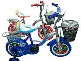 12吋兒童腳踏車(藍)-台灣製
