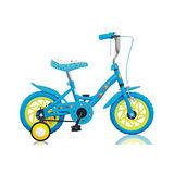 EMC 12吋小飛俠腳踏車(水藍色/淡綠/黃色)
