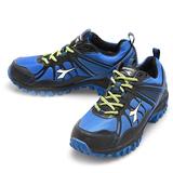 DIADORA(男)多功能運動鞋-黑藍-DA2AMR8736