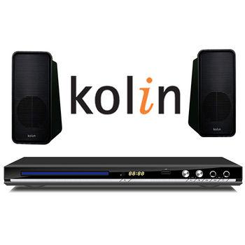 Kolin歌林- DVD/USB音響組合KMP-WD01S