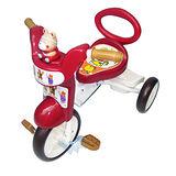 【MIT台灣童車】快樂熊折疊三輪車