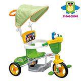 《親親Ching Ching》可愛企鵝三輪車 (綠)