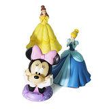 【迪士尼女孩玩具】迪士尼造型存錢筒-女孩系列