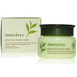 Innisfree 綠茶零油光水凝霜(50ml)