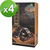 【台灣綠源寶】紅棗核桃糕(300g/盒)x4盒組