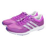 (女)ADIDAS ADIZERO F50 RNR W 慢跑鞋 紫-B40415