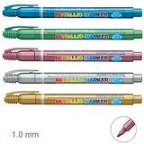 【雄獅 SIMBALION】MM-610 油性筆/奇異筆 (1.2mm)