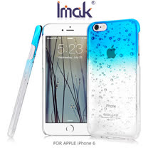 IMAK APPLE iPhone 6 4.7吋 炫彩漸變雨露殼 硬殼 彩殼 保護套
