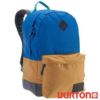 BURTON Kettle 13吋 電腦後背包 - 藍/咖啡網紋