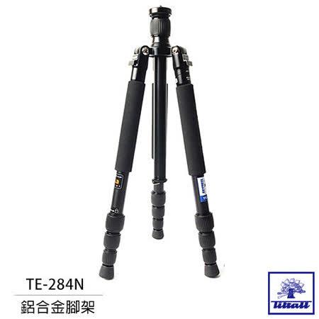 Tiltall 帝特 美國 TE-284N + BH-10 雲台(TE284N+BH10,鋁合金腳架,公司貨)