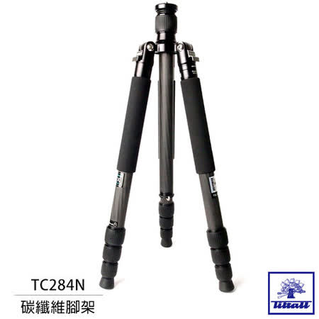 Tiltall 帝特 美國 TC-284N + BH-10 雲台(TC284N+BH10,碳纖維腳架,公司貨)