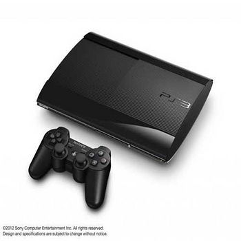 SONY PS3主機 500GB (CECH-4007C) 木炭黑