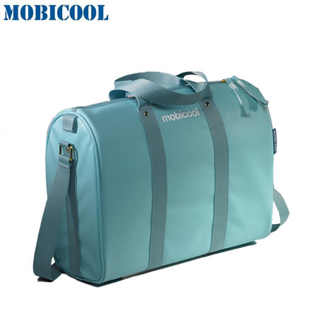 MOBICOOL ICON 10 保溫保冷輕攜袋 ( 藍色 )