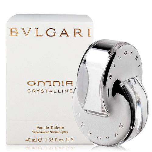 BVLGARI 寶格麗 晶澈女性淡香水(40ml)