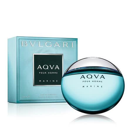 【福利品】Bvlgari寶格麗 AQVA 海洋能量男性淡香水(100ml)