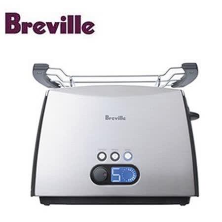 『Breville』☆鉑富樂鮮烤麵包機 CT70XL