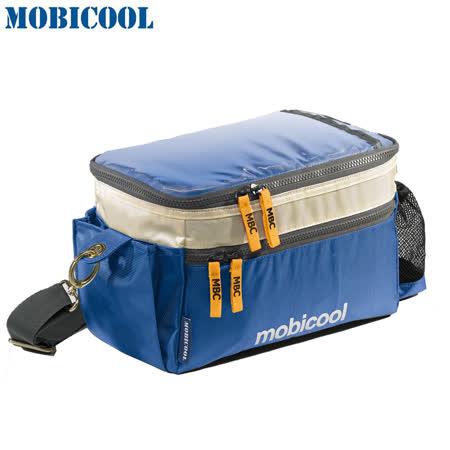 MOBICOOL SAIL BIKE 腳踏車越野勁速保溫保冷袋 ( 藍色 )