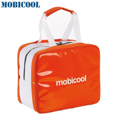 MOBICOOL ICECUBE M 保溫保冷輕攜袋 ( 橘色 )