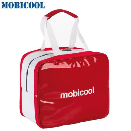 MOBICOOL ICECUBE M 保溫保冷輕攜袋 ( 紅色 )