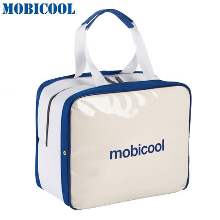 MOBICOOL ICECUBE L 保溫保冷輕攜袋 ( 白色 )
