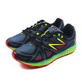 (男)NEW BALANCE 慢跑鞋 深藍/紅/螢光綠-MT980BB